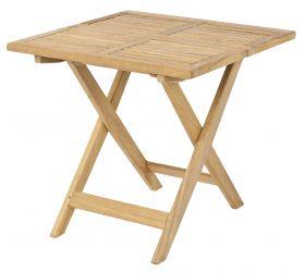 Table d'appoint en Roble 53x53 cm