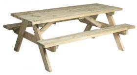 Table Pique-Nique Contract 180x130 cm