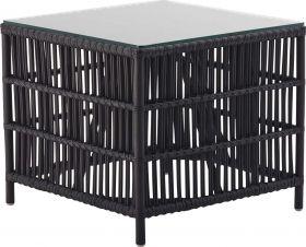 Table basse Donatello Noir mat
