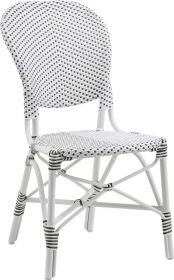 Chaise repas Isabelle alu CPWH1