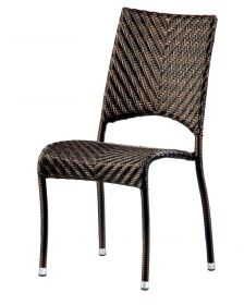 Chaise empilable Fiji