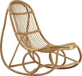 Rocking chair Nanny par Nana Ditzel