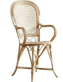 Chaise Fleur par R. Wengler